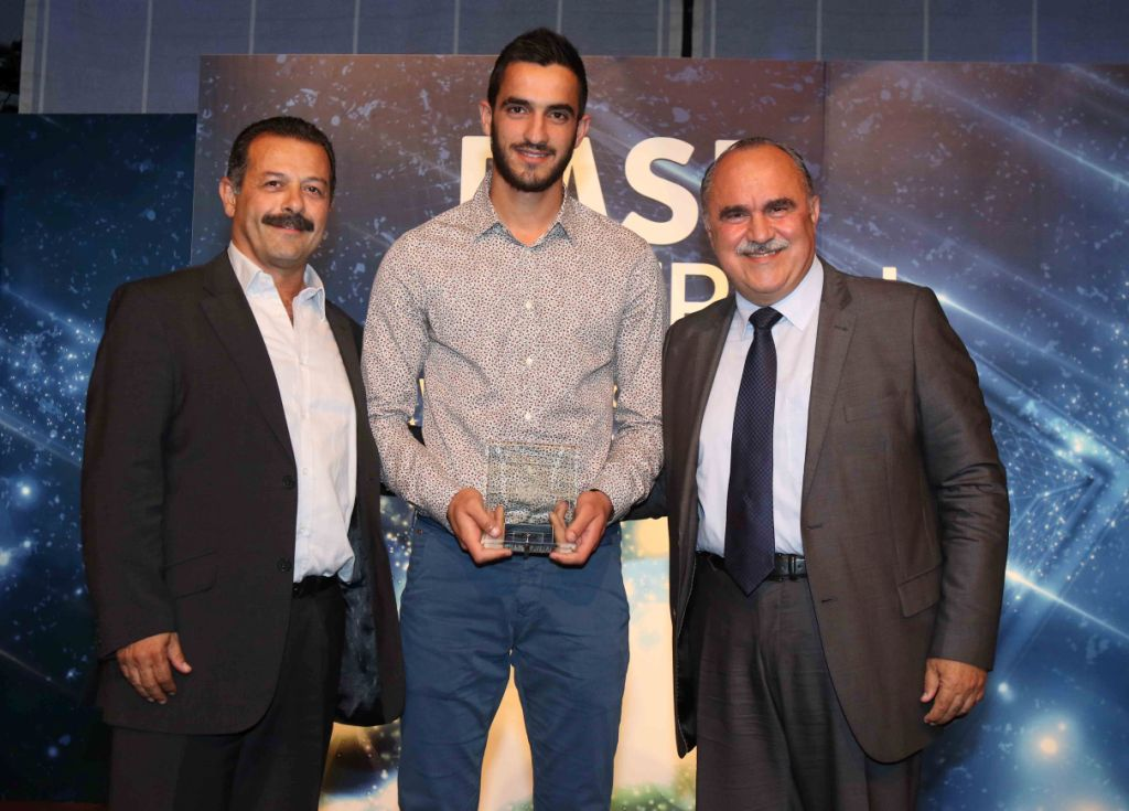 laifis pasp best cypriot player