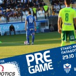 Pre-Game (Anorthosis vs AEK)