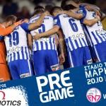 Pre-Game (ENP vs ANO)